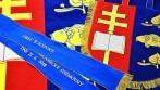 Vyšívané symboly pro obec Rácovice