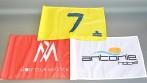 Golfové vlaječky s vlastní grafikou