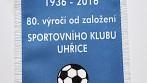 Zakázková výroba stolní vlaječky pro SK Uhřice