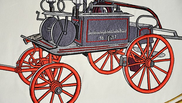 ALERION, kolekce symbolů pro hasiče