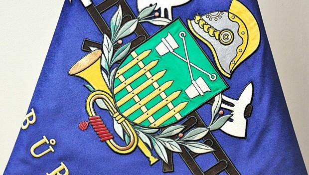Heraldické okénko - znak obce Obůrka