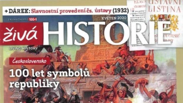 100 let státních symbolů: Síla a tradice trikolory