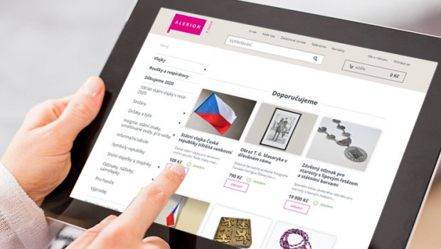Náš vylepšený e-shop usnadní Vaše nákupy