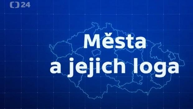 Rozhovor Regiony ČT24: Města a jejich loga