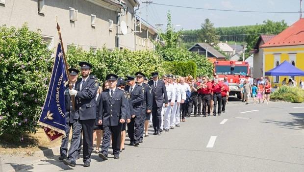 S respektem k práci hasičů již více jak 20 let