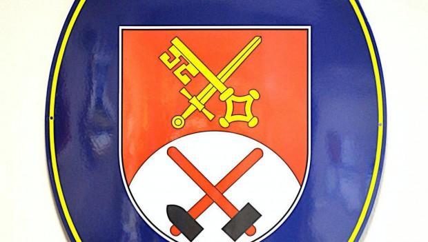 Heraldické okénko - znak a vlajka obce Bílý Kámen