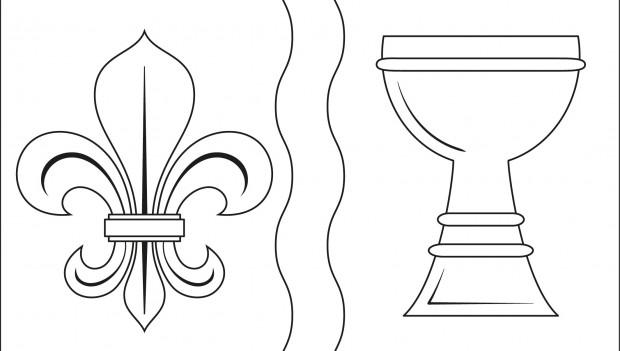 Komunální symboly obce Kozlov
