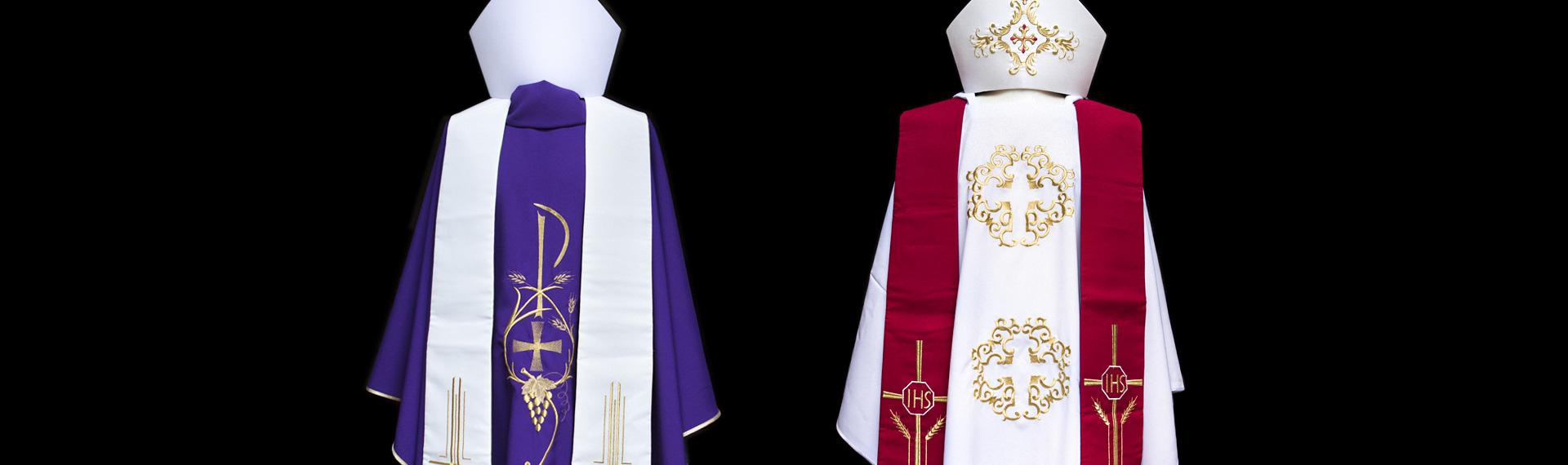 Kolekce symbolů pro církve